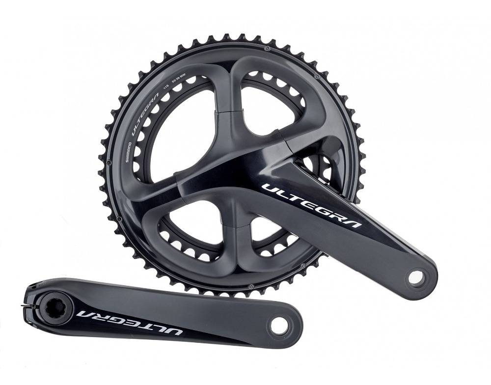 <font><b>shimano</b></font> <font><b>ultegra</b></font> FC-<font><b>R8000</b></font> 2*11s road bike bicycle <font><b>crankset</b></font> <font><b>Crankset</b></font> <font><b>R8000</b></font> HOLLOWTECH II <font><b>CRANKSET</b></font> image