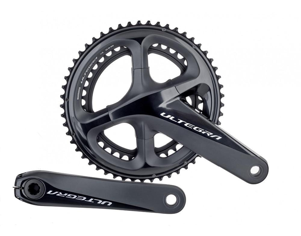 shimano ultegra FC R8000 2*11s road bike bicycle crankset Crankset R8000 HOLLOWTECH II CRANKSET