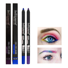 1PC New Hot Sale Long lasting Beauty Eye Liner Cosmetics Pencil Pigment Waterproof White Colorful Eyeliner Fashion Makeup Tools(China)
