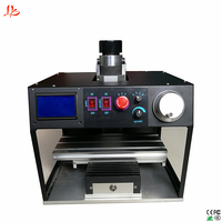 Mini metal cnc milling machine cnc router 1010A upright 3axis column type