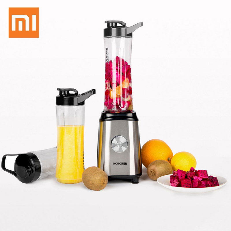 Xiaomi Portable Juicer Small Fruit And Vegetable Juicer 300ml/600ml Home Automatic Fruit And Vegetable Multi-function Juicer hypoglycemic and hypolipidemic effect dillenia indica fruit and bark