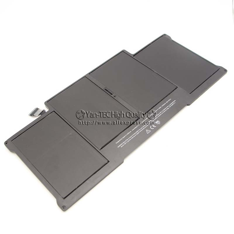 original A1405 <font><b>Battery</b></font> for Apple Macbook Air 13&#8243; A1369 Mid 2011 &#038; <font><b>A1466</b></font> Mid 2012 7.3V 50Wh 6700mAh Free shipping