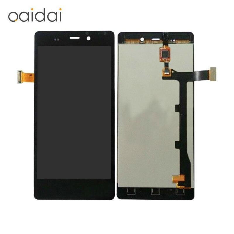 Для Gionee ELIFE E6 Fit Blu жизнь чистая L240 l240i L240a Fly iq45 ЖК-дисплей Дисплей Сенсорный экран мобильного телефона ЖК-дисплей s запчасти для авто
