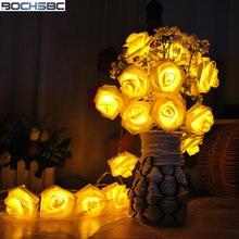 Романтический светильник в виде Розы bochsbc для спальни гостиной