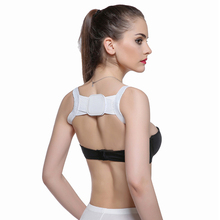 Back Shoulder Posture Corrector Back Pain Relief Spine Support Brace Posture Hum