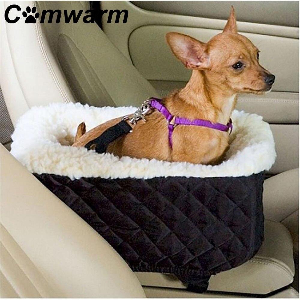 Pet Dog Car Seat Carrier Portatile di Sicurezza Multifunzione Pet Dog Car Seat Booster Sedia Carrier Bed Per Puppy Dog Cat