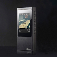 XDuoo X20 Lossless Music Player Bluetooth 4.1 OPA1612 Mp3 Player Support Native DSD Balance 32Bit 384kHz DSD DAD