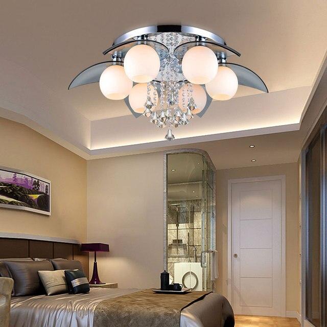 Neues Design FHRTE Deckenleuchten Fr Wohnzimmer Schlafzimmer Deckenleuchte Vernderbar Licht Farben Lamparas De Techo Wohnkultur