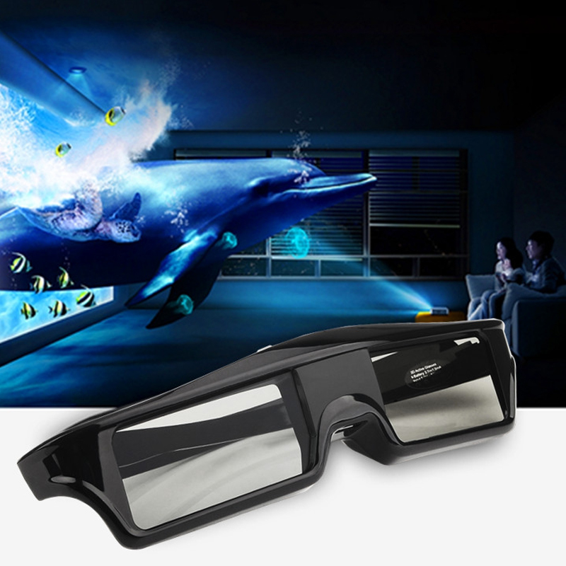 Active Shutter 3D glasses for sony TV EPSON projector TW6600 5350 5200 5030UB 5040UB 2013 2016