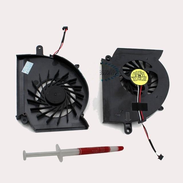 New For SAMSUNG RF510  RF511   RF710   RC530    RC730  cooling fan.