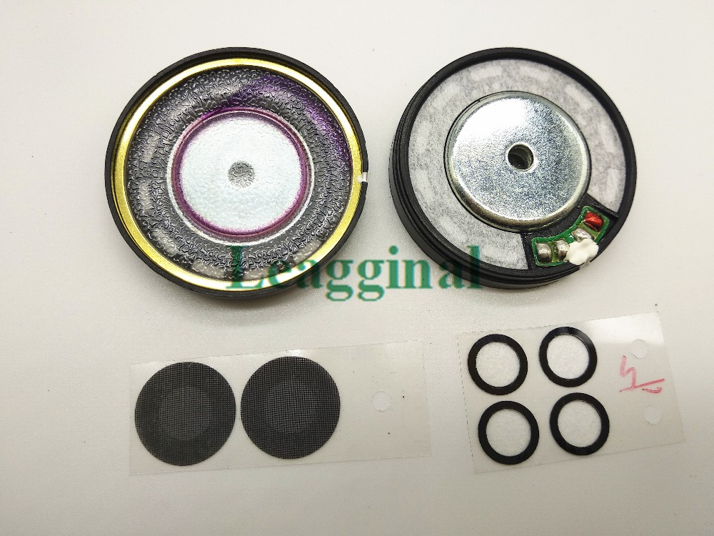 Unit speaker 40mm Tiada unit diafragma butir High Quality 32ohms - Audio dan video mudah alih - Foto 1