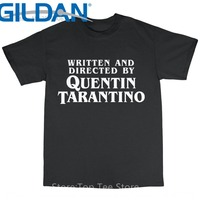 Tee Shirts Online Premium O Neck Short Sleeve Quentin Tarantino Tee Shirts For Men