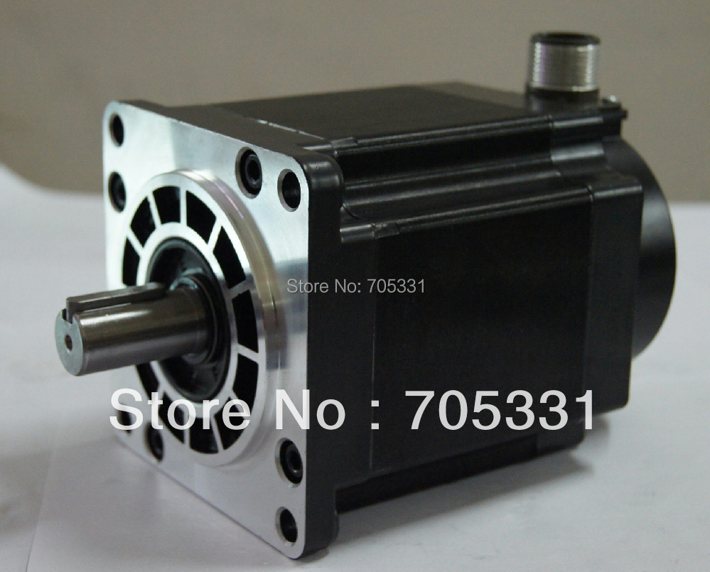 купить 12N.m size 110mm 3phase hybrid stepper motor J31115 motor length 148mm по цене 6602.56 рублей