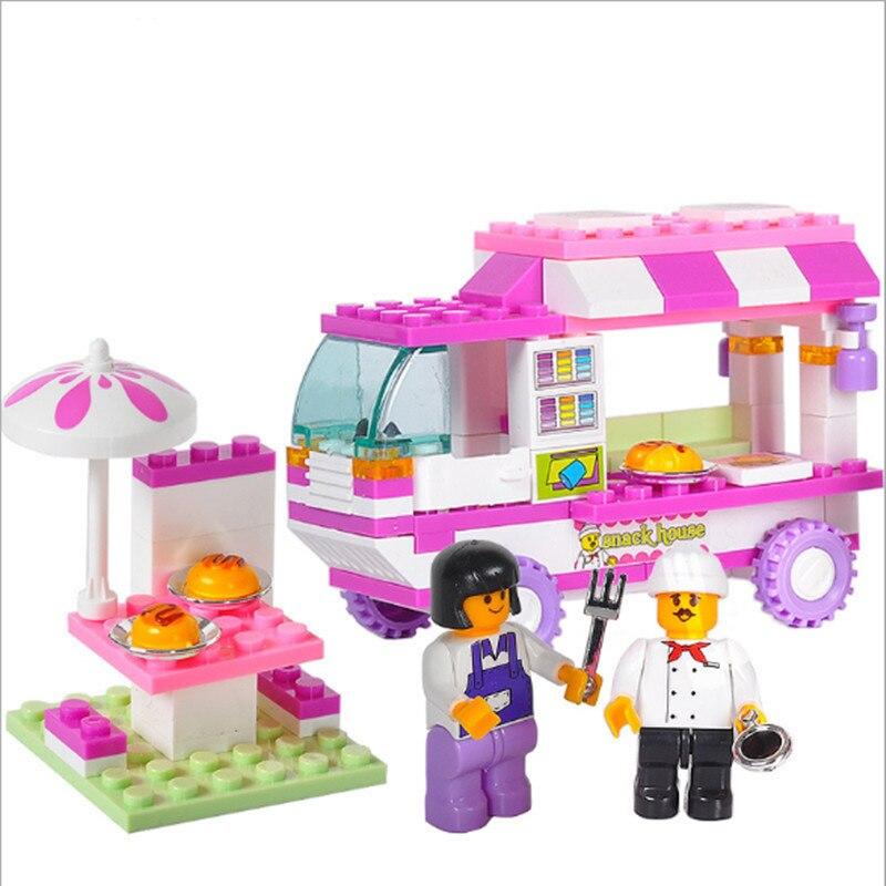 J646-Fast-Food-Car-Building-Blocks-Assembled-Toys-Plastic-Truck-Puzzle-Enlightenment-Toy-Children-Gift-102pcs