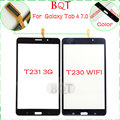 """Высокое Качество T230 Дигитайзер для Samsung Galaxy Tab 4 7.0 """"T230 T231 Сенсорным Экраном Дигитайзер Стекла BQT Магазин"""