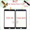 """T230 Digitalizador de alta Calidad para Samsung Galaxy Tab 4 7.0 """"Pantalla Táctil de Cristal Digitalizador T230 T231 BQT Tienda"""