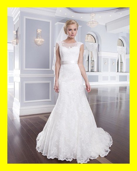 Beaded Wedding Dresses One Shoulder Dress Casual Summer Guest Mermaid Floor Length Court Train Lace