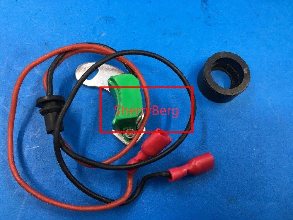 Kit de ignição eletrônica apto bosch jfu4 009 distribuidores vw penta porsche audi