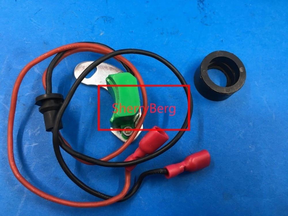 Pengapian elektronik kit fit bosch jfu4 009 distributor vw audi porsche penta