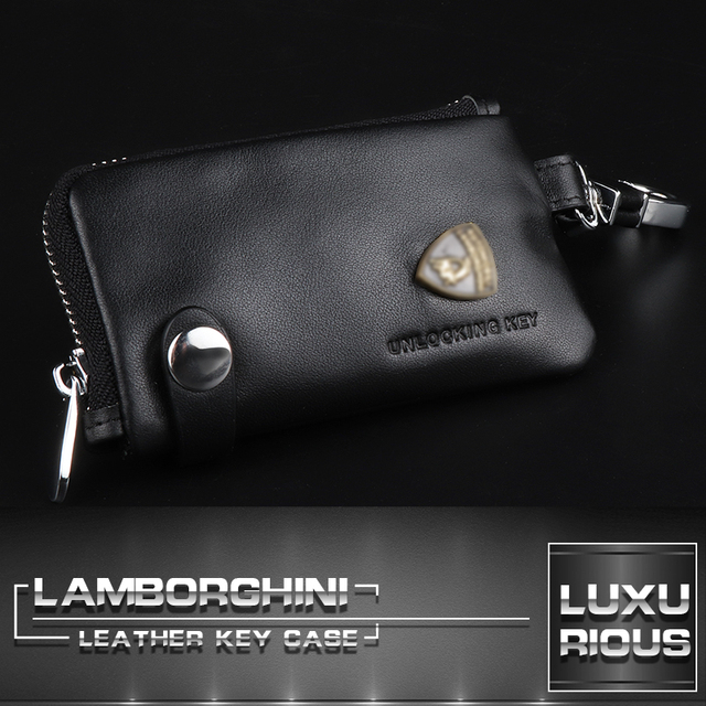 Dedicated To Lamborghini Logo Key Box Gallardo Key Cover Murcielago