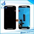 Замена для Motorola Moto G2 ЖК XT1063 XT1068 XT1069 Экран с Сенсорный Дигитайзер Ассамблеи 1 Шт. Бесплатная Доставка