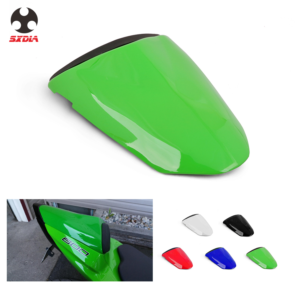 Motorcycle Parts Tail Rear Seat Cowl Cover Protective For Kawasaki NINJA ZX6R ZX 6R 2009 2010 2011 2012 2013 2014 2015 2016