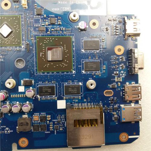 K53TK emaplaat LA-7552P RAM ASUS K53TA K53TK X53T K53T sülearvuti - Arvuti komponendid - Foto 6