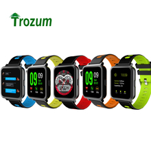 Trozum 2017 New Bluetooth Smart Watch N10 Heart Rate Monitor Smartwatch clock for ios apple iphone 5 5s 6s 7 8 plus samsung OPPO