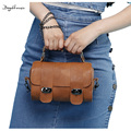 ladies high quality Shoulder bags 2016 Famous brand designer Retro small handbags suede Top-hanle bags crossbody bags for women