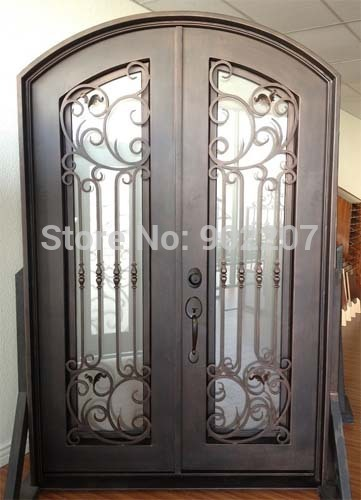 Wrought Iron Door Covers Modern Wrought Iron Doors