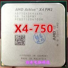 AMD X4 750 Quad-Core FM2 3,4 GHz 4 MB 65 Watt CPU prozessor stück X4-750 es sind (arbeits 100% Freies Verschiffen)