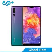 Original Huawei P20 Pro 4G LTE Mobile Phone Kirin 970 Androi