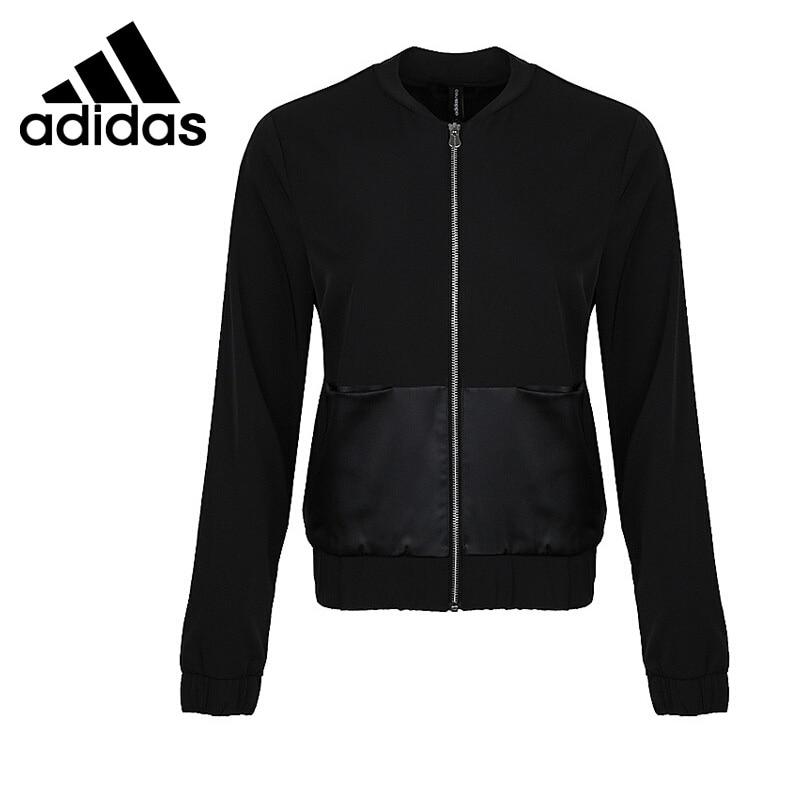 Original New Arrival 2018 Adidas Neo Label W CS MAT BK BBR Women's jacket Sportswear электрогитара ibanez iron label rgib6 bk