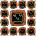 13 шт Набор Три кнопки вызова: вызов  отмена  проверка  гость/Беспроводная система вызова официантов система вызова пейджер звонок  Официант ...
