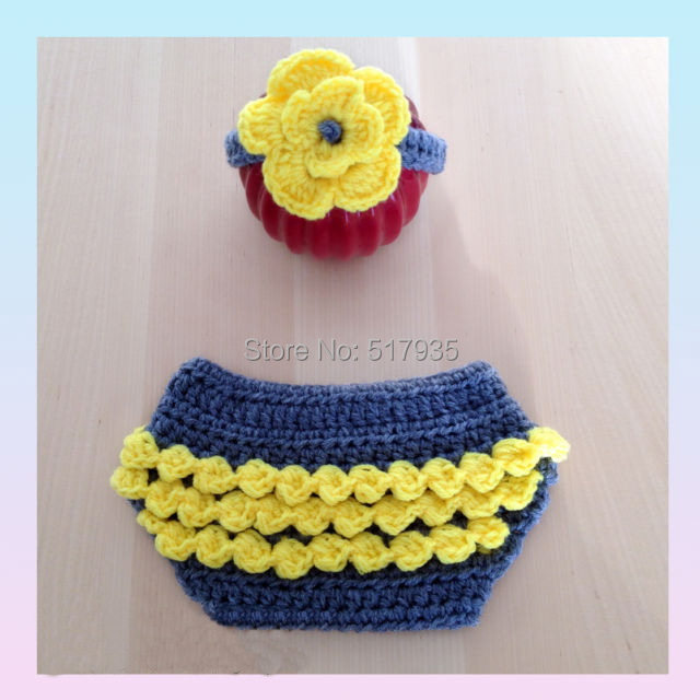 Online Shop Free Shippingnewborn Crochet Ruffled Diaper Nappy