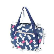 Обед мешок Портативный Водонепроницаемый Оксфорд Lunch Box Carry сумка Карамельный цвет пикник мешок для хранения продуктов питания Bolsa де almuerzo Быстрая доставка
