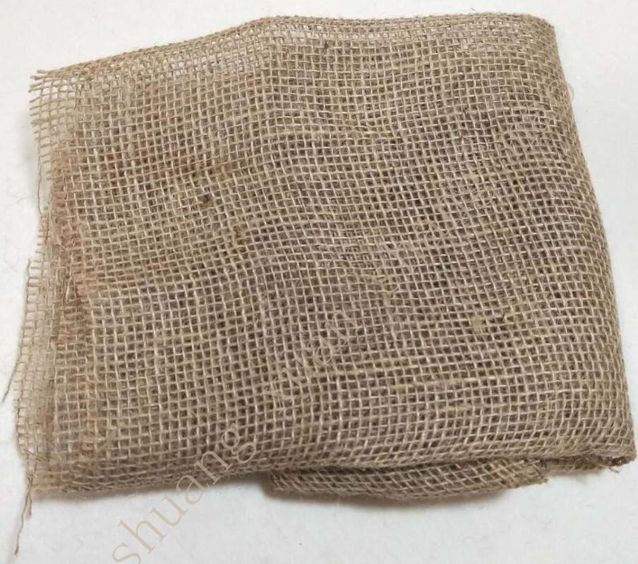 75*50cm  Newborn Photography Blanket Newborn Photography Props Photography Background Fabric Jute