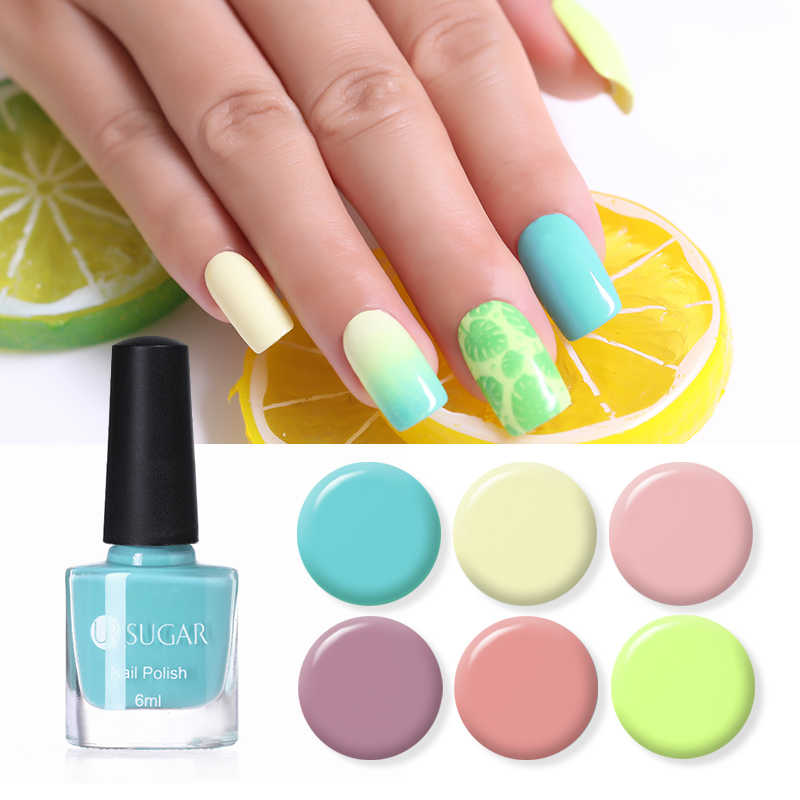 Detail Feedback Questions About Ur Sugar 6ml Candy Nail Color Nail