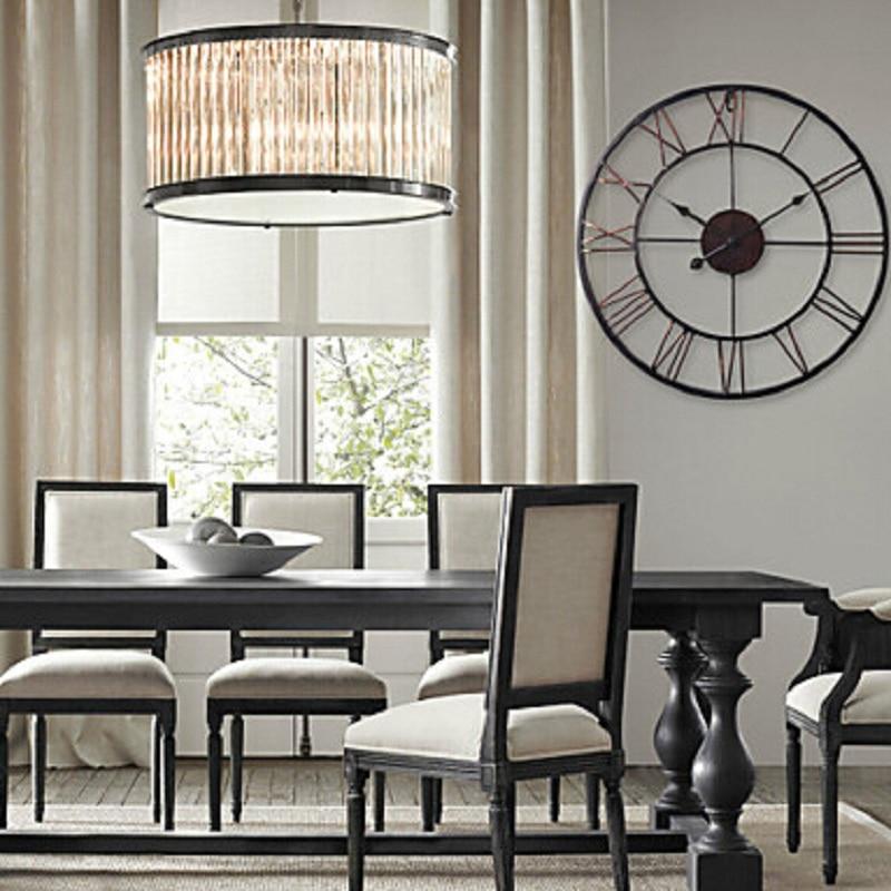 buy 20inches 3d large wall clock saat iron wall clock reloj watch digital clocks duvar saati horloge murale relogio de parede klok from