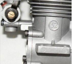 Asp 4 stroke fs52ar nitro engine for rc airplane-in Componenti e accessori da Giocattoli e hobby su  Gruppo 3