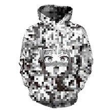 Ahegao anime hoodies moletom engraçado tímido menina 3d rosto hentai manga hoodie harajuku oversized zip up jaquetas casaco streetwear