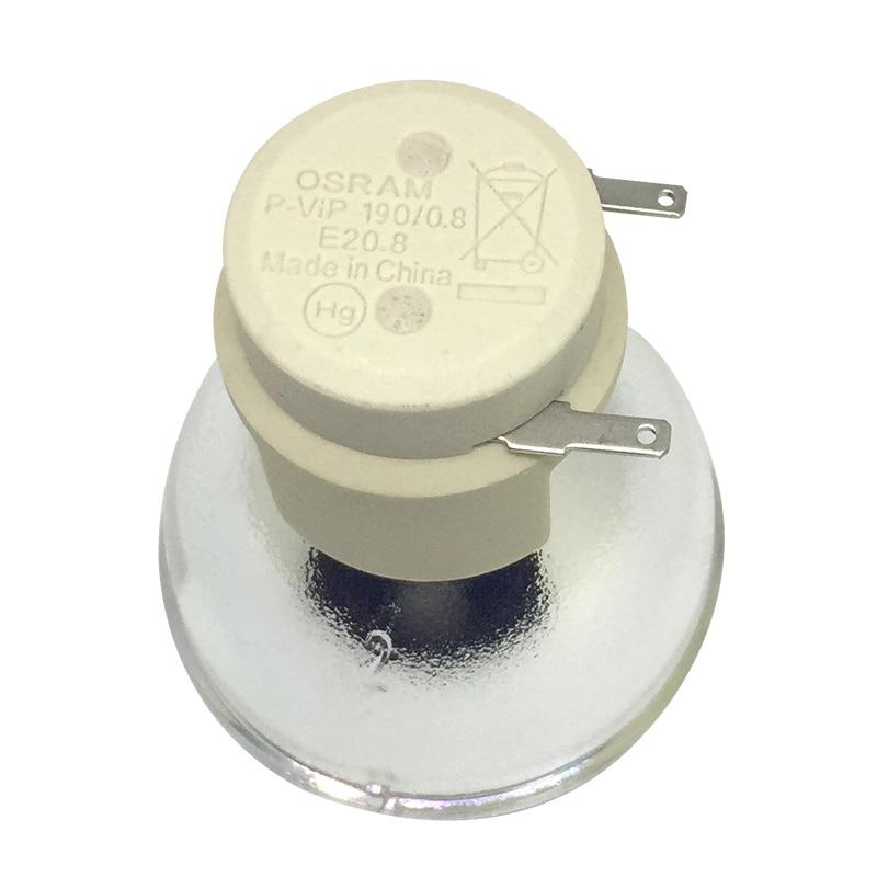 Original 5811118154-SVV P-VIP190/0.8 E20.8 Projector bulb FOR VIVITEK D551/D552/D555/D556/D557W/D554/D555WH/D557WH/DH558/DH559 vivitek qumi q3 plus wh