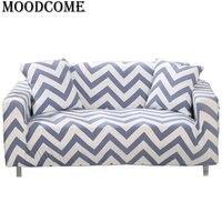 Canapé couvre stretch siège couvre housse fauteuil canapé housse pas cher 2018 nouvelle vague motif canapé housses de chaise