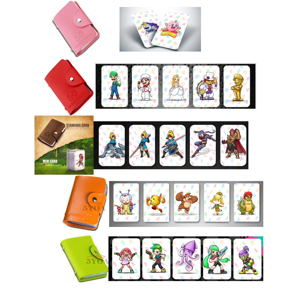 Access Control Cards Motivated 10 Pieces Ntag215 Printed Nfc Card Written By Tagmo Can Work For Ns Switch With Free Card Holder Access Control