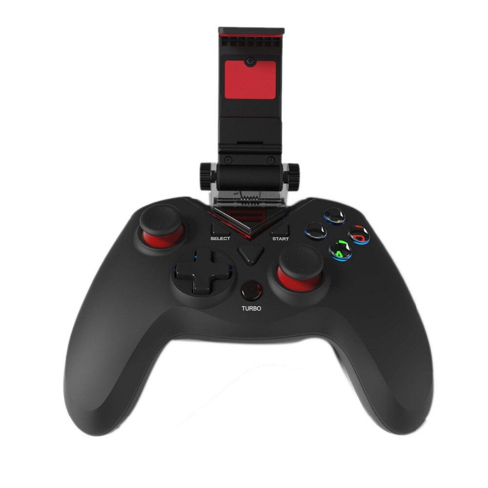 Manette de jeu Bluetooth manette de jeu sans fil ou filaire pour Iphone et Android tablette PC ordinateur portable TV Box