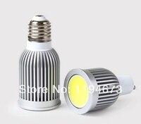 Hot Sale GU10 E27 B22 GU5 3 E14 9W 12W COB LED Spot Light Bulbs Lamp