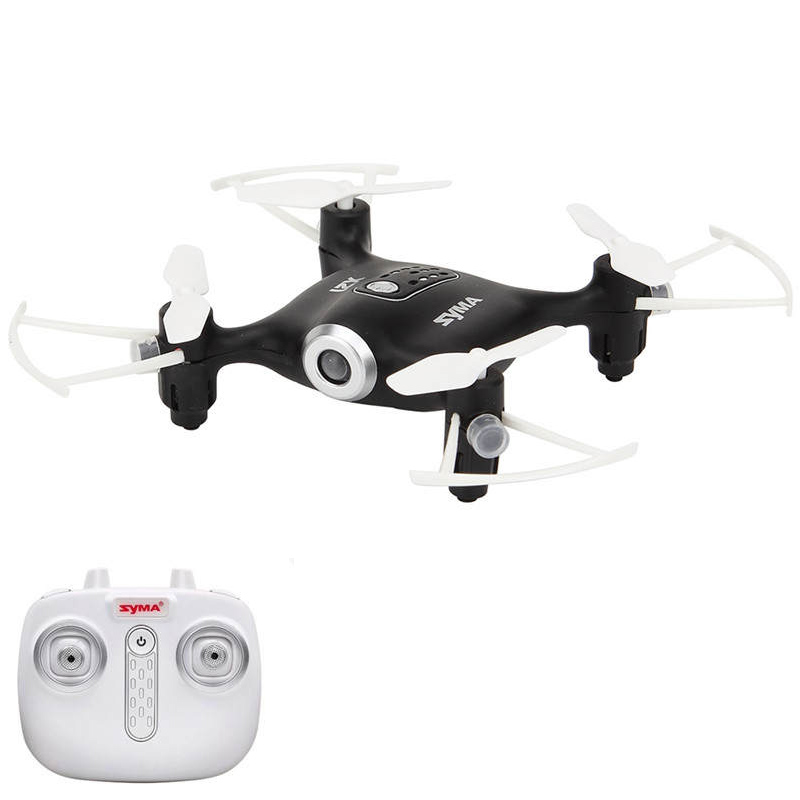 Syma X21 2.4G 4CH 6Aixs Headless Mode Altitude Hold Mode RC Quadcopter RTF Black Red White Drone FPV RC Model Outdoor Toys