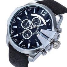 NORTH Brand Luxury Fashion Quartz Watch Waterproof Military Watch Men Sport Watch Hour Male Clock montre homme relogio masculino