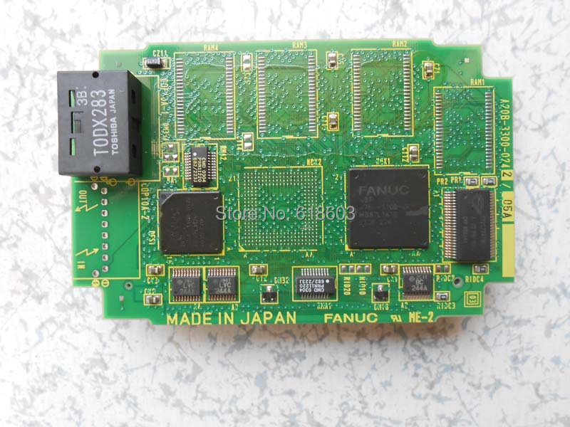 Used Condition fanuc PCB Board A20B-3900-0242 for milling CNC Machinery