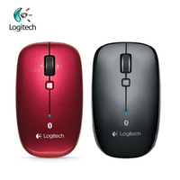 Logitech M557 Bluetooth Wireless Mouse With Ergonomic Mice 1000 DPI For Windows PC Official Agency Test